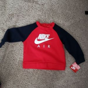 18 month Nike sweatshirt